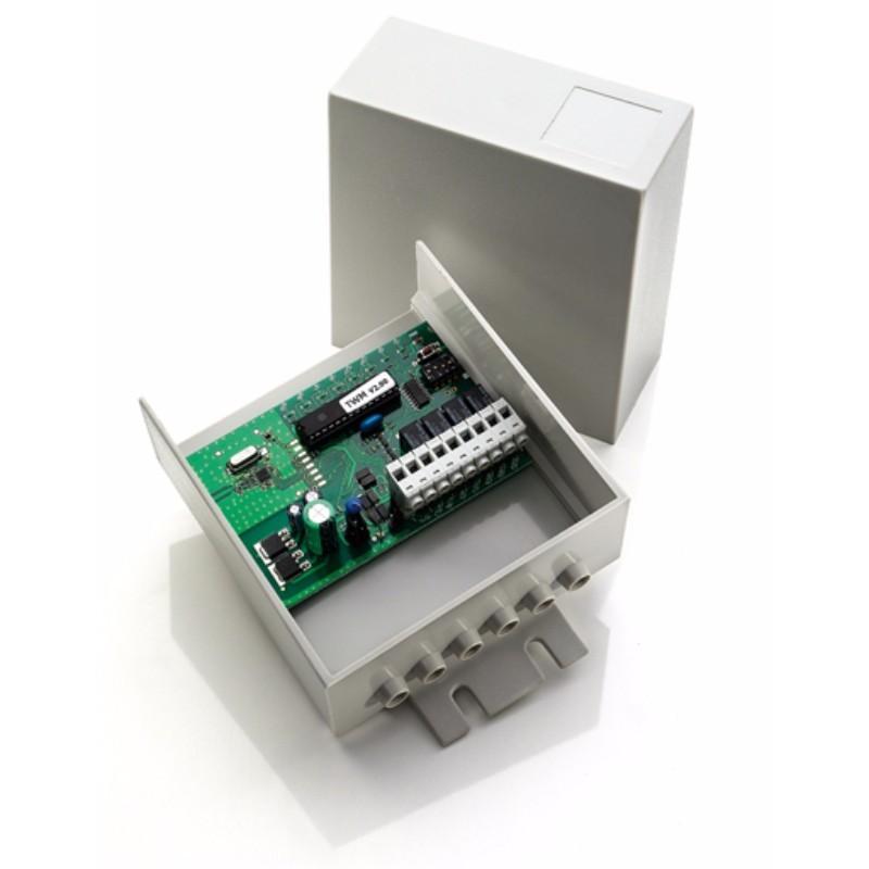 4 kanals modtagermodul til TAU portautomatik